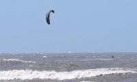 Extreman medidas para actividades náuticas por oleaje y fuertes vientos en el litoral Caribe.
