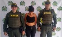 Mujer señalada de cometer homicidio fue capturada en Ciénaga