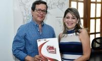 Firma del convenio interadministrativo entre la Superintendencia de Notariado y Registro con la Alcaldía Distrital de Santa Marta.
