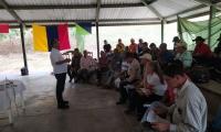 Taller en Aracataca