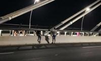 Robos en el nuevo puente Pumarejo.