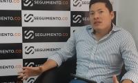 Luis Clemente Martín, experto en TIC samario, habla sobre Telecaribe.