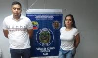 Captura de Aida Merlano en Venezuela.