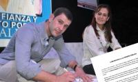 Luis Miguel y Rosa Cotes se pronuncian sobre la sanción de la Procuraduría.