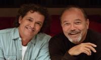 Carlos Vives y Rubén Blades