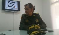 Excoronel Sandra Vallejos.