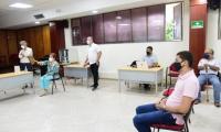 El Comité de Garantía de Consulta para Rector 2020 -2024 de la Universidad del Magdalena.