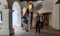 Los samarios y turistas ya pueden visitar nuevamente tres escenarios culturales de Santa Marta.