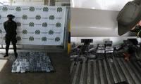 Este importante resultado afecta a las organizaciones dedicadas al narcotráfico en alrededor de 300 millones de dólares en el mercado europeo.