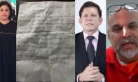 Cecilia Olivalle, el panfleto, MinJusticia y Salvatore Mancuso.