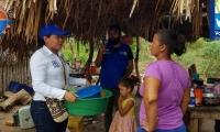 Esta campaña se realiza en alianza con el Voluntariado Unimagdalena, las Colonias Universitarias Municipales de la Alma Máter, el movimiento juvenil Magdalena Joven y la Fundación Gente OK.