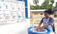 Unicef y el Ministerio de Educación Nacional suman esfuerzos para llevar insumos de bioseguridad y autocuidado a 23 departamentos del país.