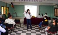 La alcaldía de Ciénaga, a través de la Secretaría de Educación lideró una mesa de trabajo con los directivos docentes de las instituciones.