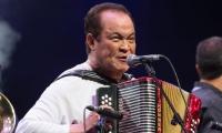 Alfredo Gutiérrez, acordeonero.