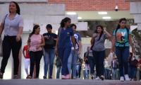 Estudiantes de Unimagdalena.