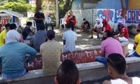 Plan de resocialización de jóvenes en Santa Marta.