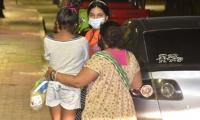 Intervención contra la mendicidad infantil en Santa Marta