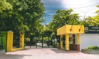 Sede principal de la Sergio Arboleda, en Santa Marta.