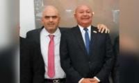 'Checho' Serrano y Freddy Ramos.