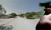 Atentado en el barrio Timayui.