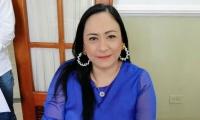 Claudia Patricia Aarón.