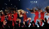 Show de Shakira en el Super Bowl