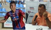 El delantero se retiró del entrenamiento del pasado lunes, acto que no le gustó al estratega Silva.