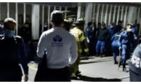 Los hechos se registraron en la noche de este sábado en la cárcel Modelo de Bogotá.