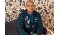 Víctor Zúñiga lleva seis años viviendo en España