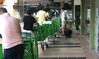 Cambian nuevamente las reglas de juego para ir al supermercado.