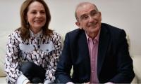 Rosalba Restrepo y Humberto De la Calle