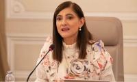 Ángela Orozco, ministra de Transporte.