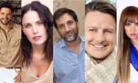 Variel Sánchez, Estefanía Godoy, Ernesto Ballén, Juliana Galvis, Sebastián Carvajal, Zulma Rey y Andrés Suárez, entre otros hacen parte del elenco de esta nueva producción..