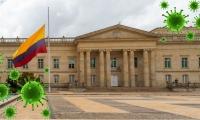 Casa de Nariño, palacio presidencial.