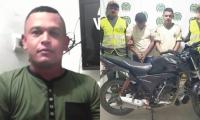 Luis Carlos Parejo Caballero fue recluido en la cárcel Rodrigo de Bastidas.
