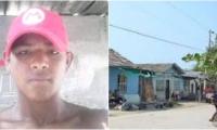Luis Carlos Viloria fue asesinado este domingo en Puebloviejo.