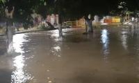 Cinco barrios afectados en Aracataca.