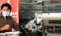 El secretario del Interior Departamental señaló que la Fiscalía no ha avanzado para esclarecer los hechos del pasado 27 de octubre en San Zenón.