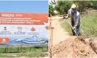 Este proyecto beneficiará a una población de 38.385 habitantes.