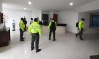 Allanamiento en Cartagena a clonadores de tarjetas.