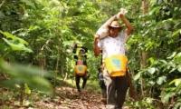La firma de comercialización de Agrosec con la Federación Nacional de Cafeteros para la venta de café orgánico 'Fruto de la Restitución' fue uno de los puntos importantes en los últimos dos años en el departamento.