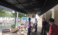 Reactivación de empresas en Santa Marta.