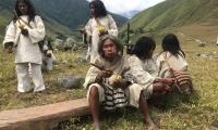 Indígenas de la Sierra Nevada de Santa Marta.