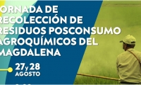 Esta actividad cuenta con el apoyo de las alcaldías municipales y los sectores bananero, portuario, cafetero, arrocero y palmero, entre otros.