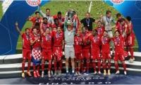 El onceno alemán levantó su sexta Liga de Campeones.