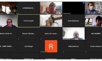 El comité se llevó a cabo de manera virtual.