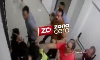 Golpiza a una mujer en el norte de Barranquilla, por reclamar que bajaran el volumen.