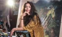 'Amo a la reina' de la artista Raquel van Haver.