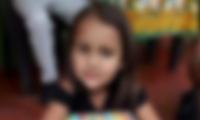 Menor que había sido secuestrada.