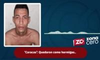 Alias 'Caracas' y 'Tommy Masacre', vinculados como determinadores del atentado.